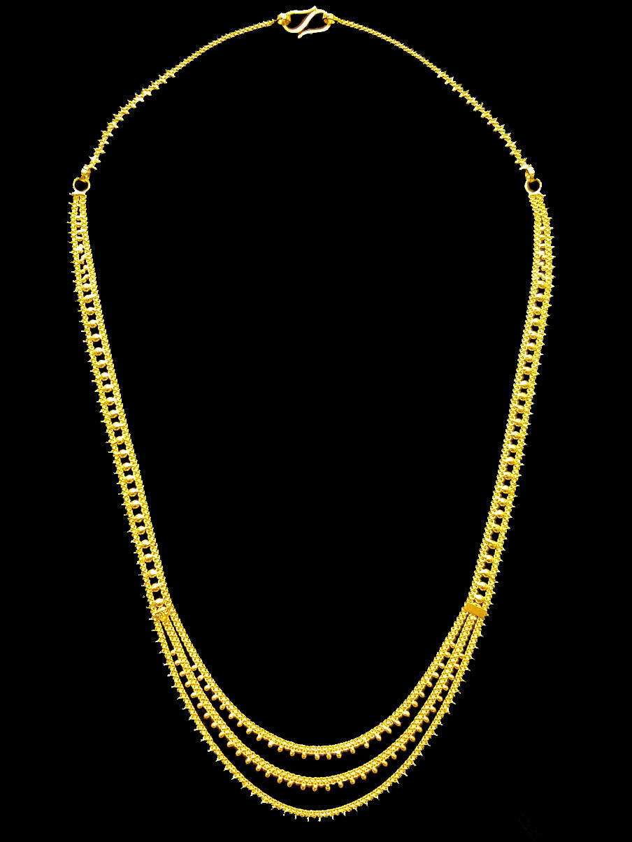 Gold Necklace 2232