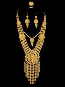 Yellow Gold Jewelry Alquds Jewelry