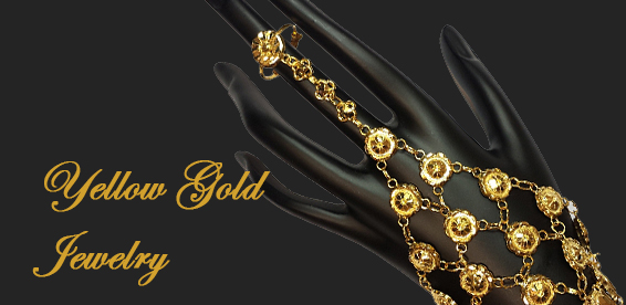 Alquds Jewelry Gold Wedding Custom Jewelry 21k Gold 22k Gold