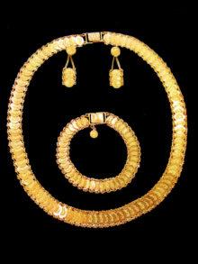21k necklace set (3045)