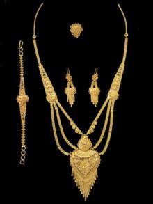 21k necklace set(2007)