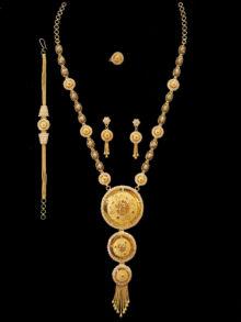 21k necklace set (2008)