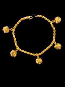 21k bracelet (2972)