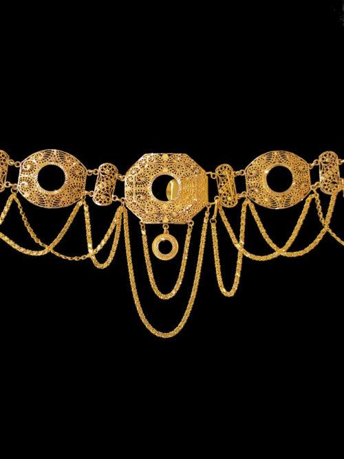 21k goldcoins belts (2123)