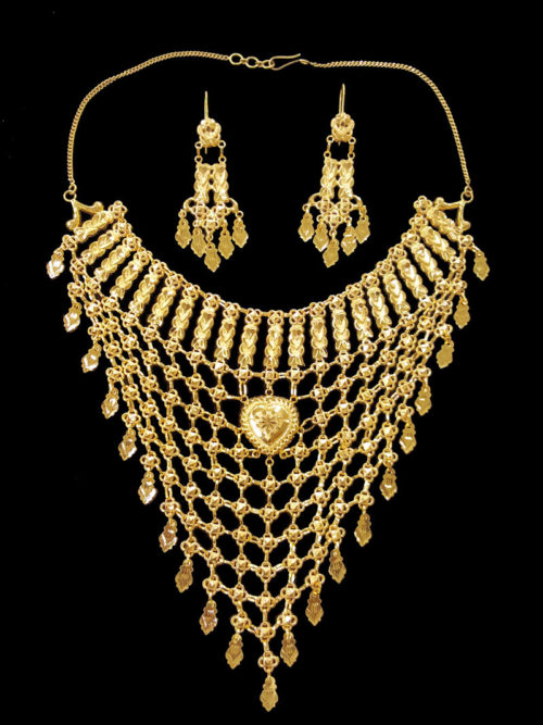 21k necklaceset (1820)