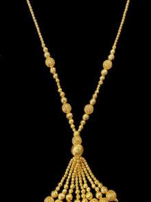 21k necklace 3233