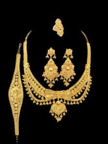 21k necklace set 3247