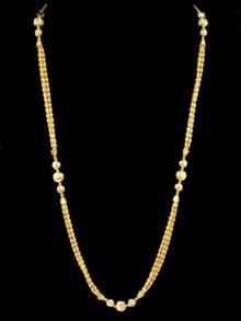 22k necklace