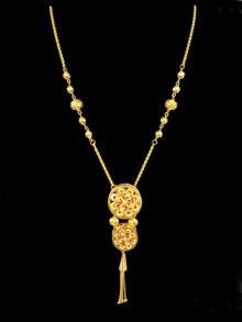 21k necklace 3240