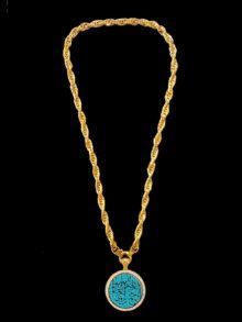 21k necklace 5559