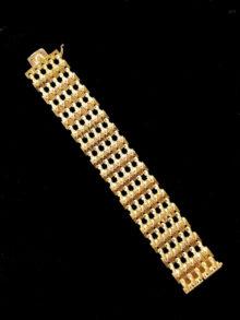 18kt bracelet 5623