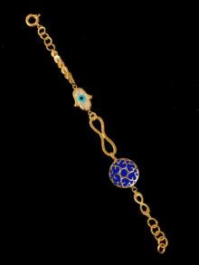 21k bracelet 6477