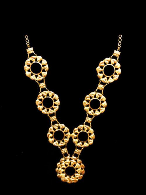 21k kladeh necklace