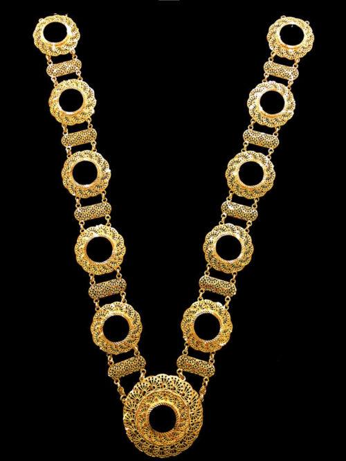 21k klada necklace