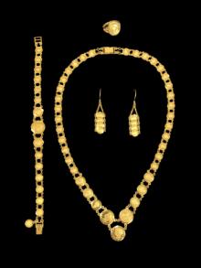 21k necklace set 8999
