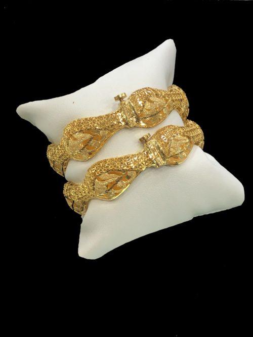 21k bracelet 3662