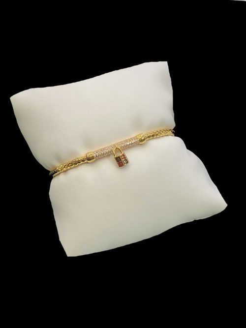 21k bracelet 3679