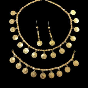 21k necklace set 4436