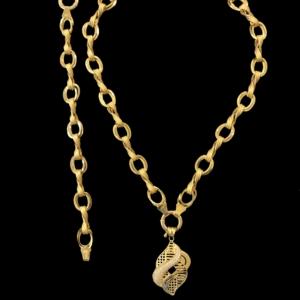 21k necklace set 4451