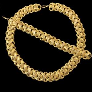 21k necklace set 4453