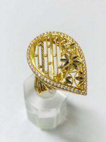 21k gold ring 4245