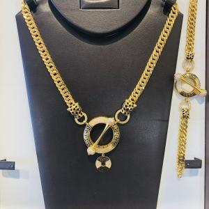 21k necklace set 9232