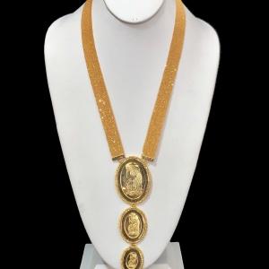 21k necklace 9697