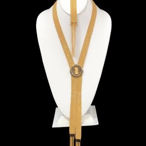 21k necklace 9696