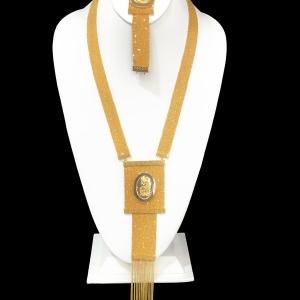 21k necklace set 9700