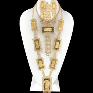 21k necklace set 9226