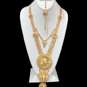 21k necklace set 9225