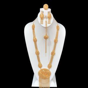 21k necklace set 9223