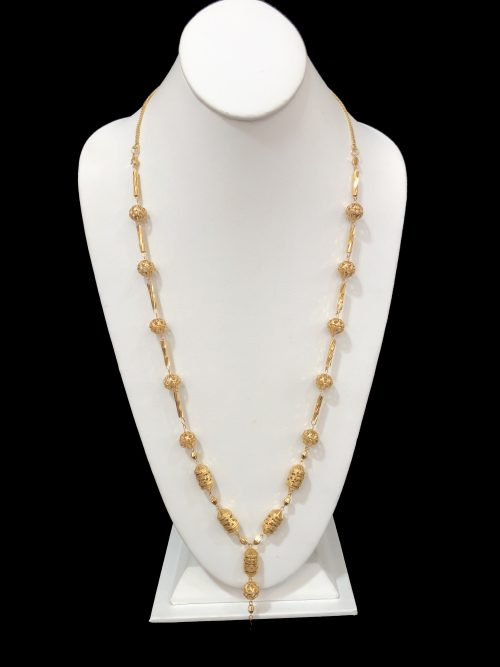 21k necklace