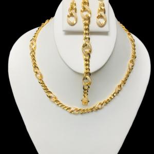 21k necklace set 8116